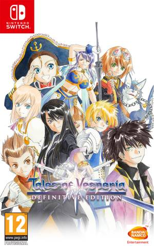 Bandai Namco Switch Tales of Vesperia: Definitive Edition